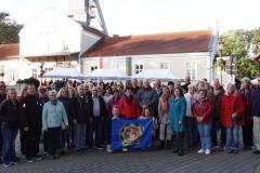 0-Krakaugruppe vor Salzbergwerk